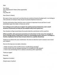 Letter To Ask For Raise Sponsorship Letter Templates Free Letter Templates