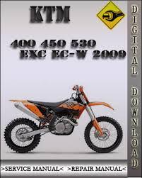 2009 ktm 400 450 530 exc ec w factory service repair manual downl pay for 2009 ktm 400 450 530 exc ec w factory service repair manual