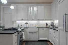 Small white kitchens Contemporary Small Shaped Kitchen View Full Size Decorpad Small Kitchen Peninsula Design Ideas