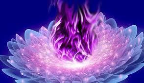 Resultado de imagen de espiritualidad luz violeta