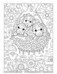 Hond 18 Kleurplaten Coloring Pages Kleurplaten Mandala