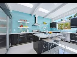 Mid Century Modern Kitchen Designs Showcasing Contrast Of Past And Present