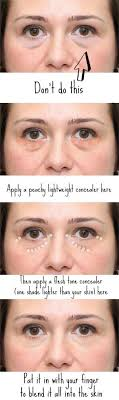 no one will ever know you have under eye bags just use this brilliant trick face eye and makeup
