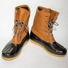Sporto Duck Boot Waterproof Size 9