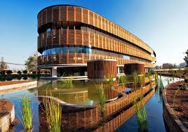 sustainable office building. Sustainable Architecture Office Building