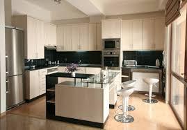 designer kitchen units black countertops mini full size of kitchen awesome white black stainless glass modern design