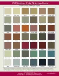 Pacific Polymers Color Chart Pacific Polymers Color Chart Decorative Concrete Supply