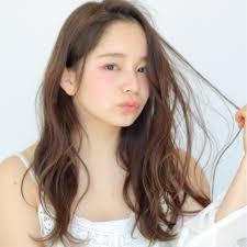 コテがなくても大丈夫ストレートアイロンでできる外国人風髪型hair