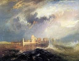 joseph mallord william turner paintings quillebeuf at the mouth of seine 1833