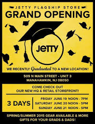 Grand Opening Flyer Magnificent Grand Opening Ron Jon Event Jetty