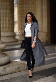 another must try trench coat look is the maxi trench jessica r shows