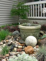 miniature rock garden new cool water feature ideas for small gardens desert rock garden ideas