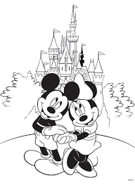 Free Disney Coloring Pages