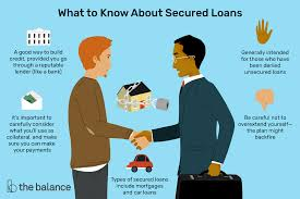 What is an unsecured loan? What Is A Secured Loan