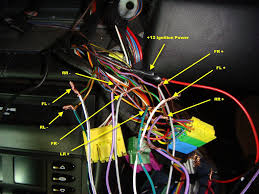 oem stereo wiring diagram oem wiring diagrams