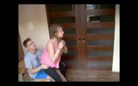 Online youtube teen couple video