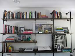 ... Bookshelf, Cool Fancy Bookcase How To Add Doors To A Bookcase Black  Iron Bookcase With ...