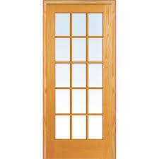 mmi door 36 in x 80 in right hand