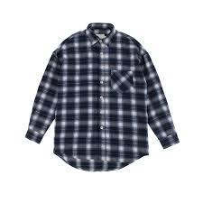 <b>Dark Icon Plaid</b> Flannel Shirt Long Sleeve 2019 New Checkered ...
