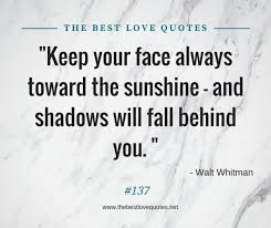 Walt Whitman Quotes Love Fascinating Inspirational Quotes By Walt Whitman The Best Love Quotes
