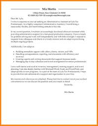 9 Writing A Cover Letter Example Offecial Letter