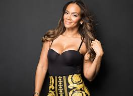 evelyn lozada discusses how she uses her platforms to inspire women and exciting uping projects