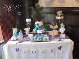 Engagement Cake Table Decorations Theme Party Tuesday Peacock Wedding Shower Party Nv