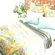 ralph lauren paisley duvet set cover king sham pottery barn intended for stylish incredible green covers
