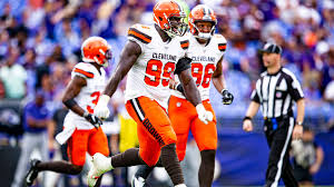 Browns Depth On D Line Secondary Shining Brightly Amid