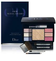dior dior travel studio makeup palette collection voyage