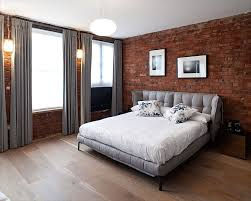 Brick Bedroom Ideas