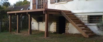Construire Une Terrasse En Bois Sur Pilotis Fashion Designs