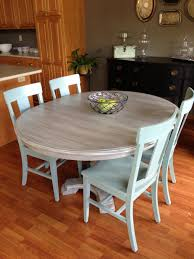 Kitchen Chairs And Table Makeover With Annie Sloan Chalk Paint My