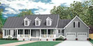 one and a half story house plans house plan a the a elevation 2 story country one and a half story house plans