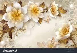 3d flower wallpaper 3d background ...