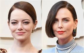 Close Up Make Up A účesy Hvězd S červenou Stopu Oscar 2019 Euwoman