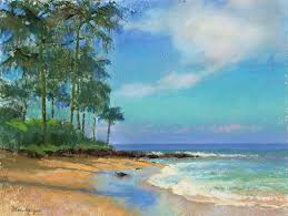 i just got 5 of new snow today here in northern utah doesn t this view of napili beach on maui look much more inviting i am very ready to go back to