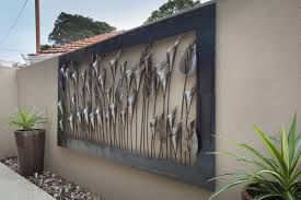 extra large outdoor metal wall art dumound incredible awesome ideas design decorating 1
