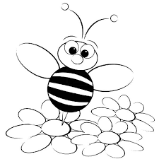 Small Picture picture Bumble Bee Coloring Page 52 In Line Drawings with Bumble