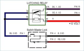 latching relay circuit schematic ac electrical work wiring diagram u2022 latch circuits hobby alternating latching circuit diagram