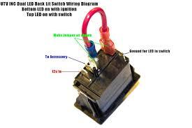 12v illuminated toggle switch wiring diagram wiring diagram g9 Basic 12 Volt Boat Wiring at 12 Volt 2 Way Switch Wiring Diagram