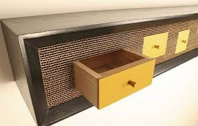 cardboard furniture design. uniqueness of imagination in cardboard furniture closet design