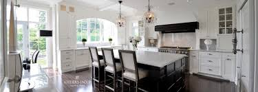 Classic Kitchen Classic Kitchen With Granite Countertops Ateliers Jacob Calgary