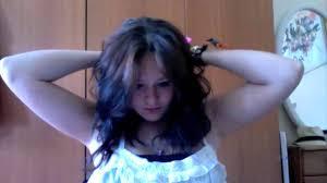Ashley Benson Hanna Marin Fake Short Curls Tutorial Youtube