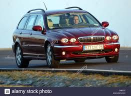 Car, Jaguar X-Type Estate 2.0 d, model year 2004-, medium class ...