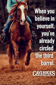 Barrel Racing Quotes