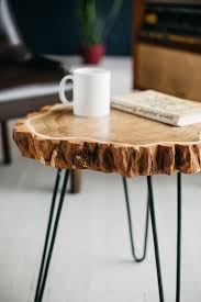 wood slab coffee table live edge coffee