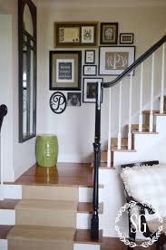 how to create an as you go wall art gallery stairs and art stonegableblog follow these 10 easy  on creating my own wall art with how to hang an as you go wall art gallery stonegable