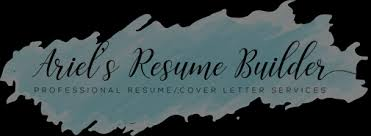 Professional Resume Cover Letter Services Ariels Resume
