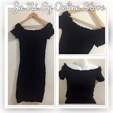 AMISU <b>OFF SHOULDER</b> DRESS   Shopee Philippines